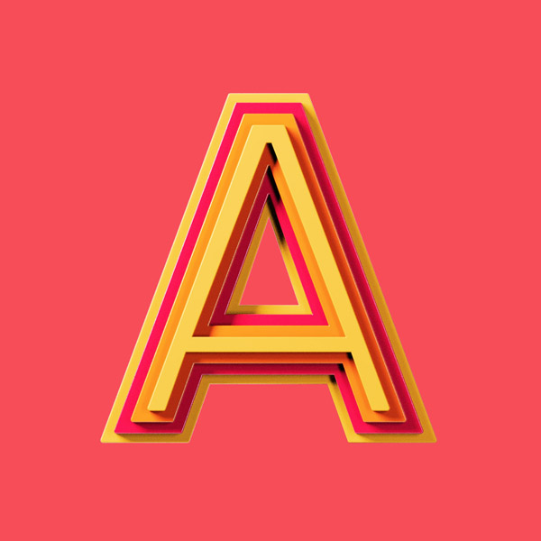 YIPPIEHEY_Samsung_A_3d-Letters_steps