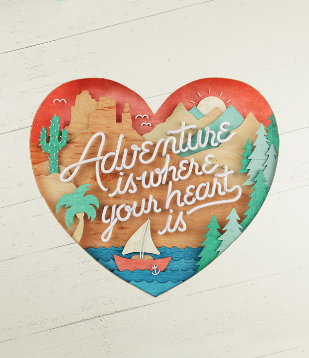 adventure is...